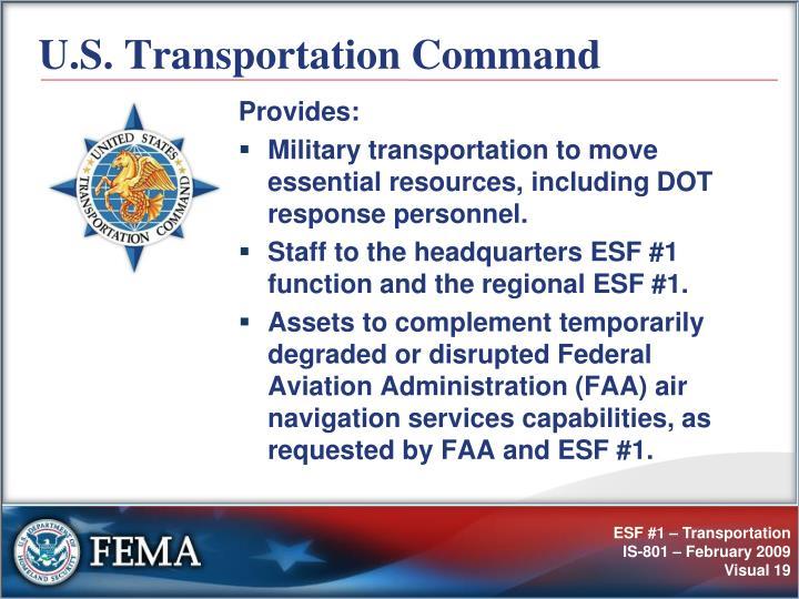U.S. Transportation Command