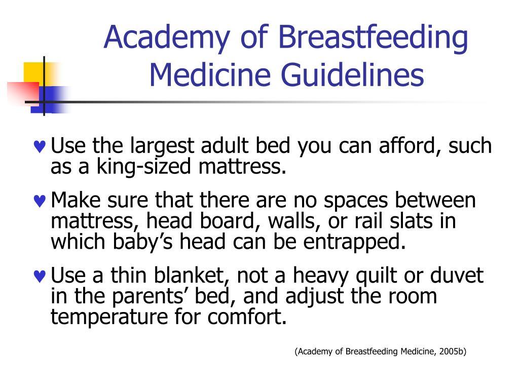 Academy of Breastfeeding
