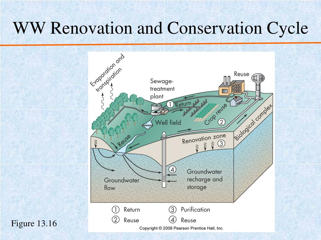 WW Renovation and Conservation Cycle