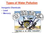 types of water pollution12