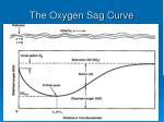 the oxygen sag curve