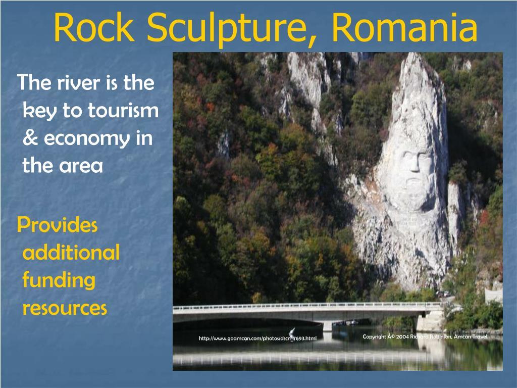 Rock Sculpture, Romania