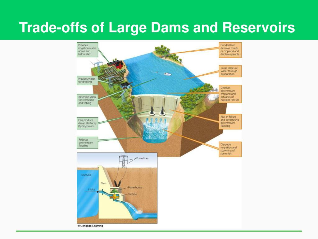 Trade-offs of Large Dams and Reservoirs