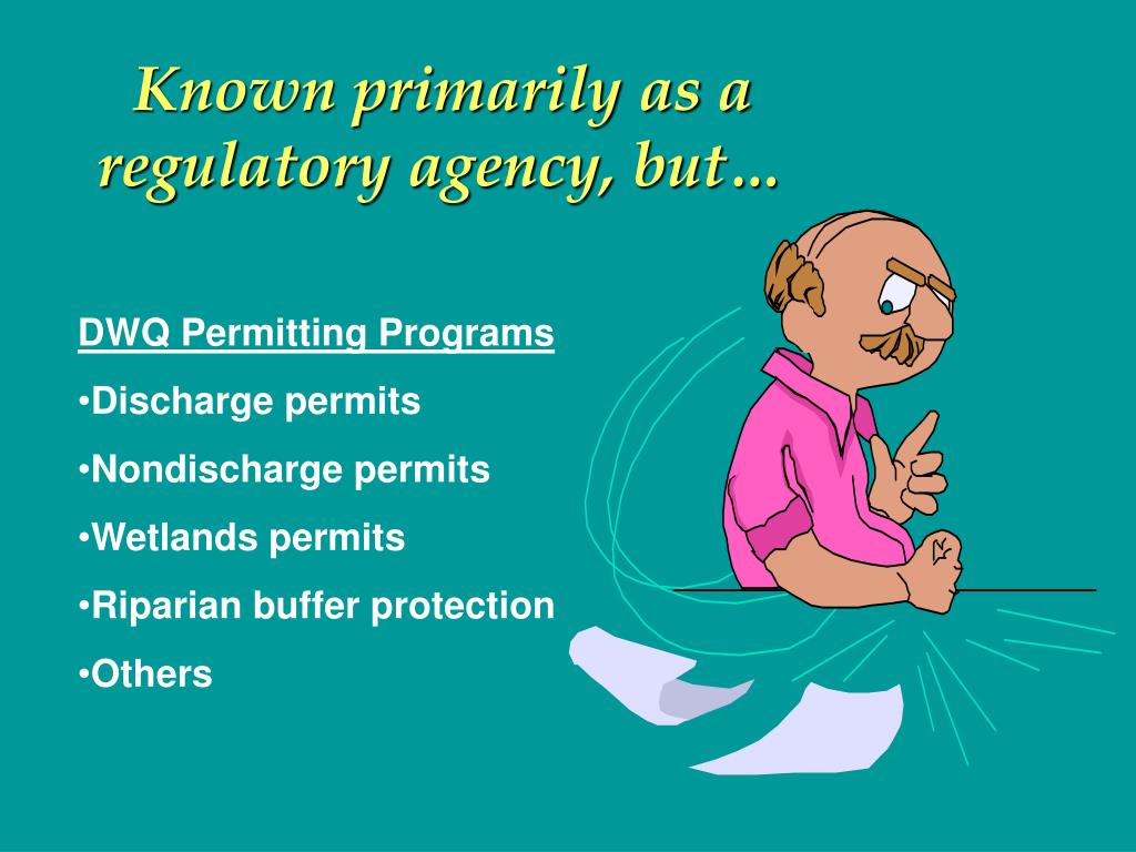 Known primarily as a regulatory agency, but…