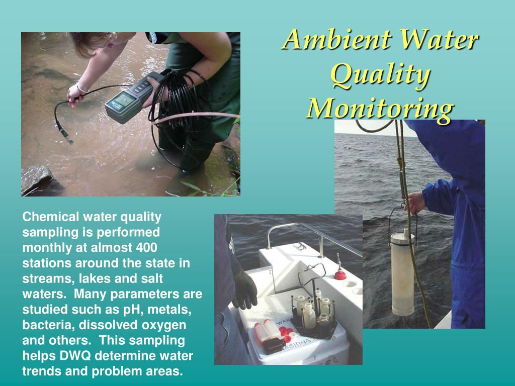 Ambient Water  Quality Monitoring
