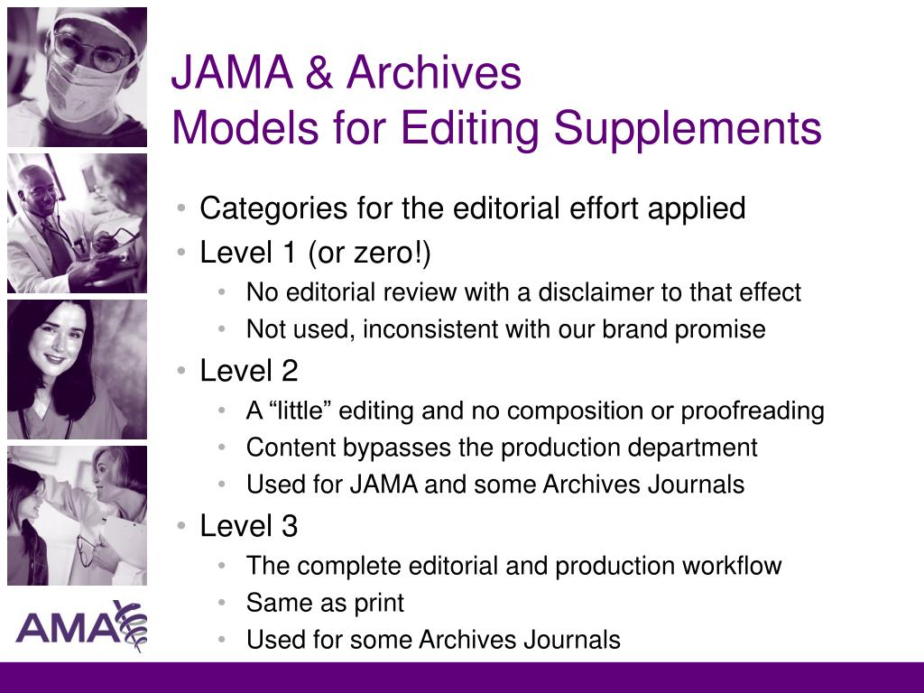 JAMA & Archives