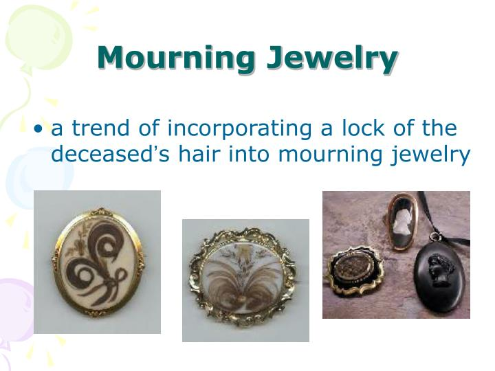 Mourning Jewelry