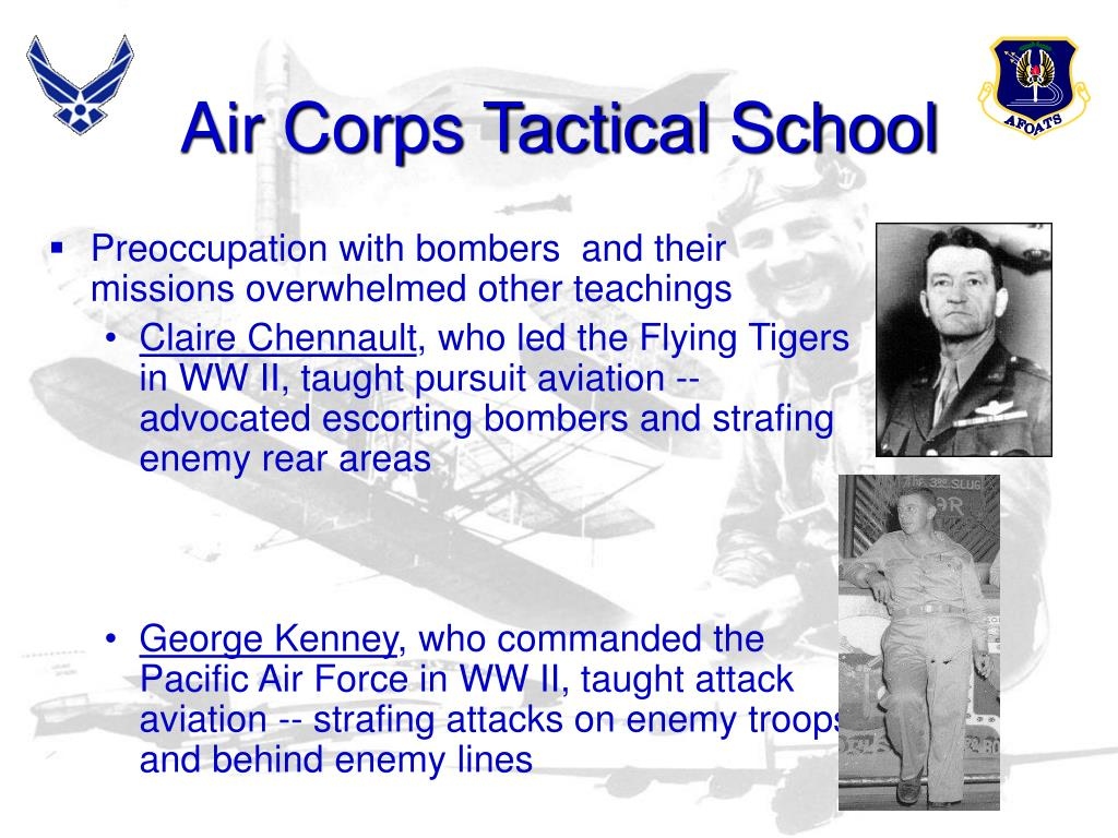 Air Corps Tactical School