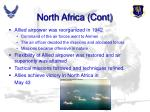 north africa cont