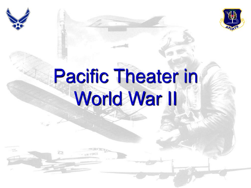 Pacific Theater in