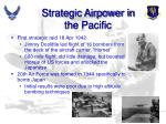 strategic airpower in the pacific