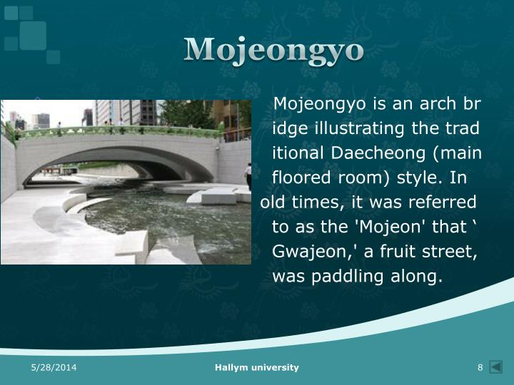 Mojeongyo