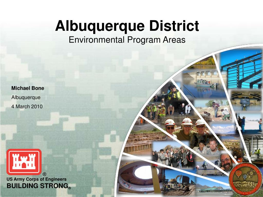Albuquerque District
