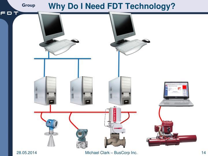 Why Do I Need FDT Technology?