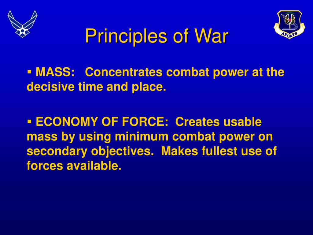 Principles of War