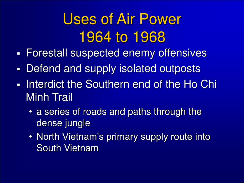 Uses of Air Power