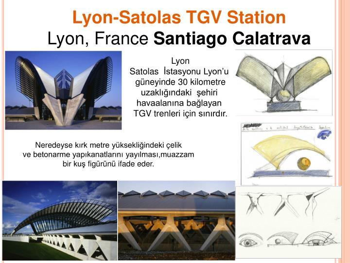 Lyon-Satolas
