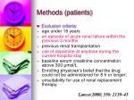 methods patients1