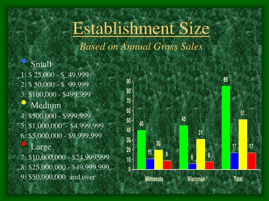 Establishment Size