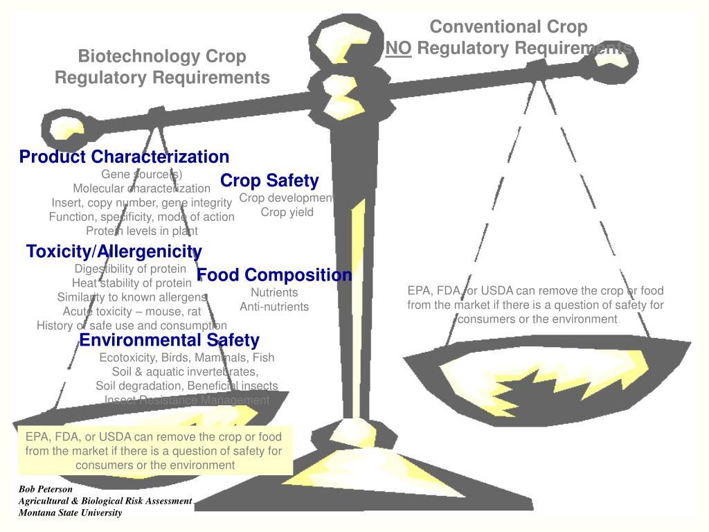 Conventional Crop