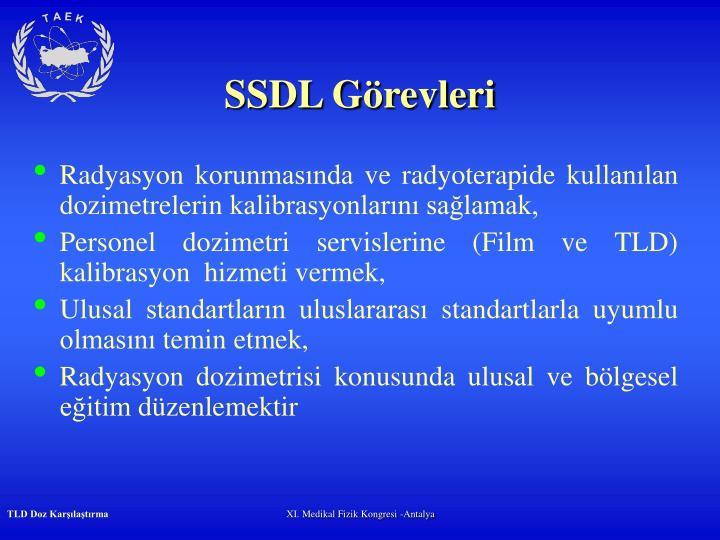 SSDL Grevleri