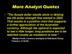 more analyst quotes8