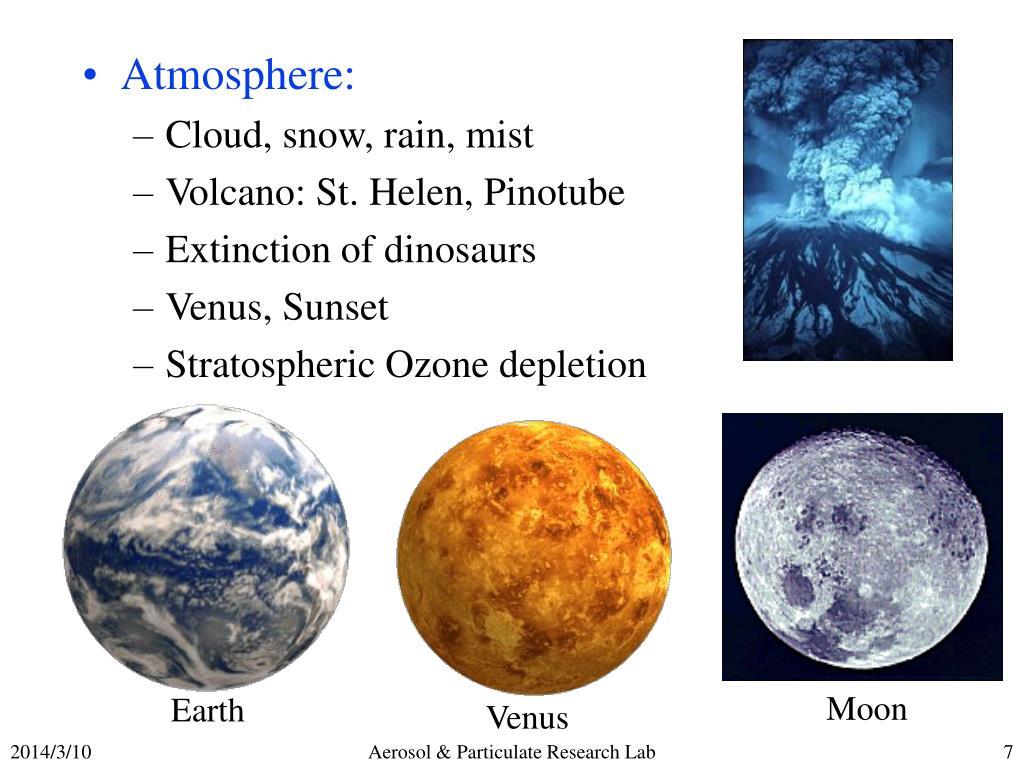 Atmosphere: