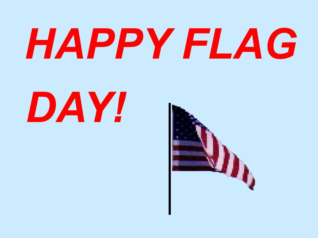 HAPPY FLAG