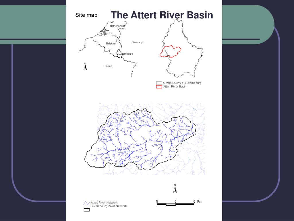 The Attert River Basin