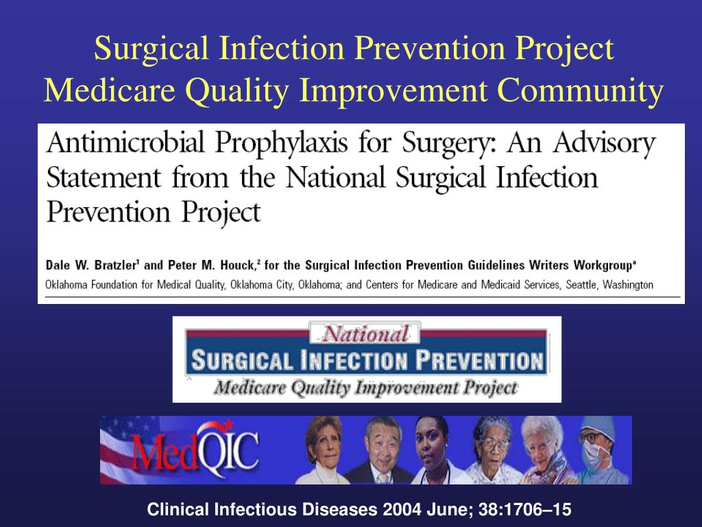 Surgical Infection Prevention Project