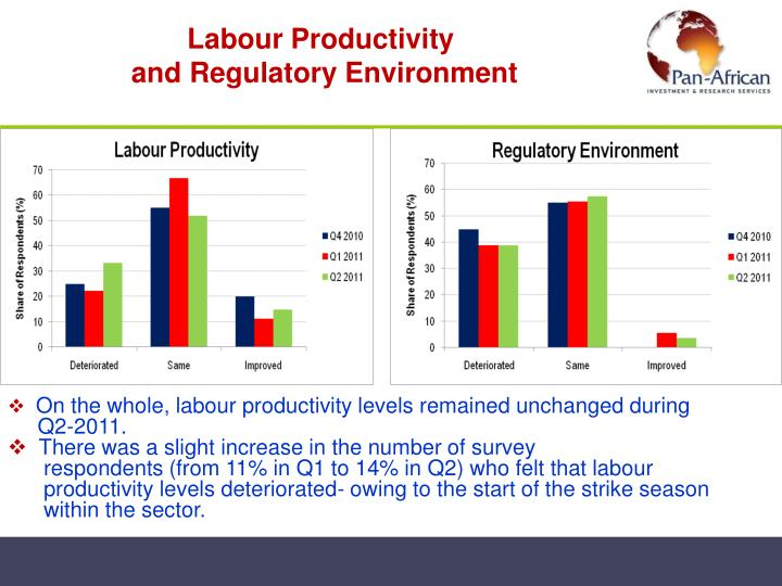 Labour Productivity
