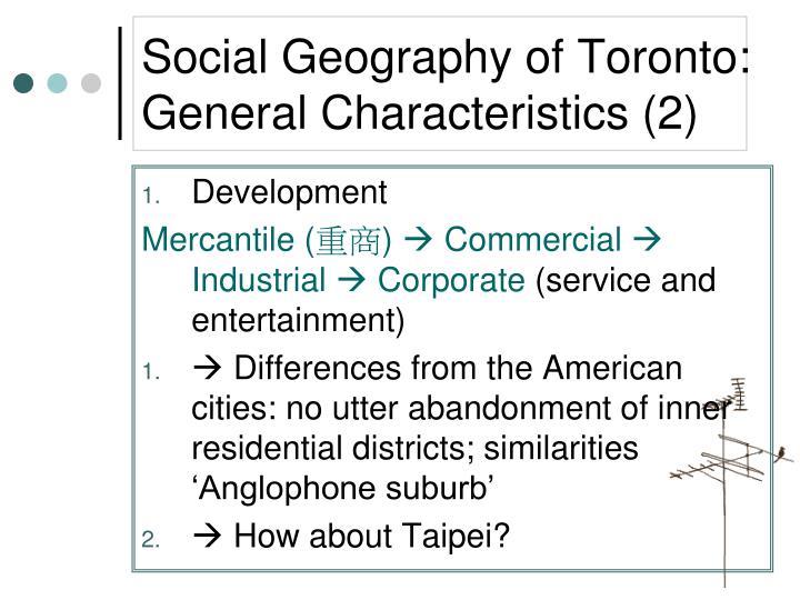 general characteristics of mercantilism