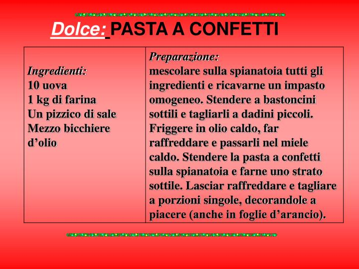 Dolce: