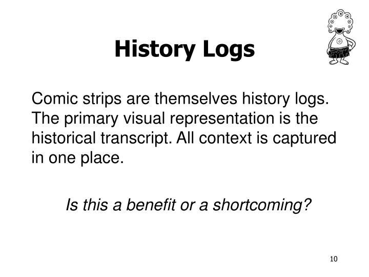 History Logs