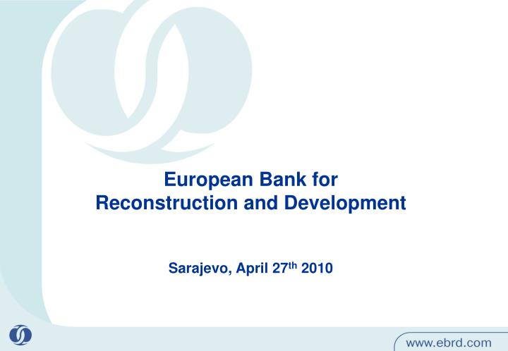 European Bank for