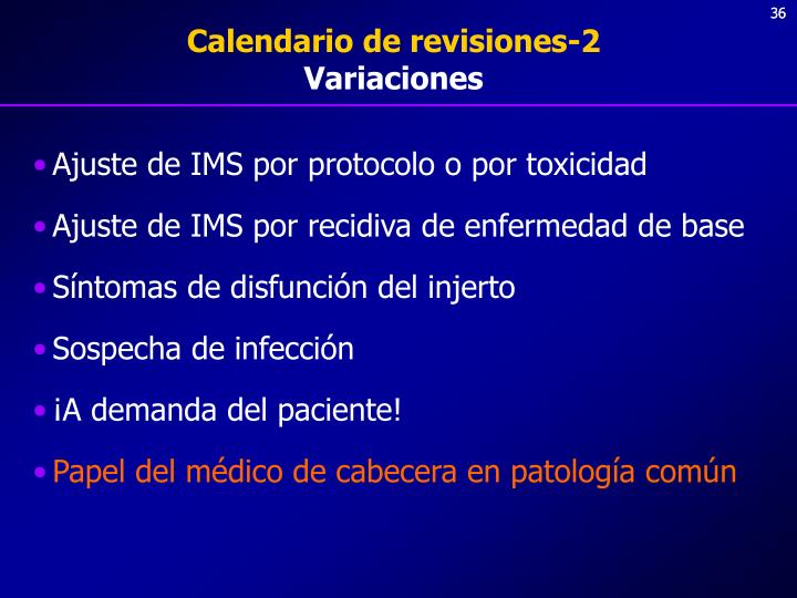 Calendario de revisiones-2