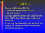 hpa axis1