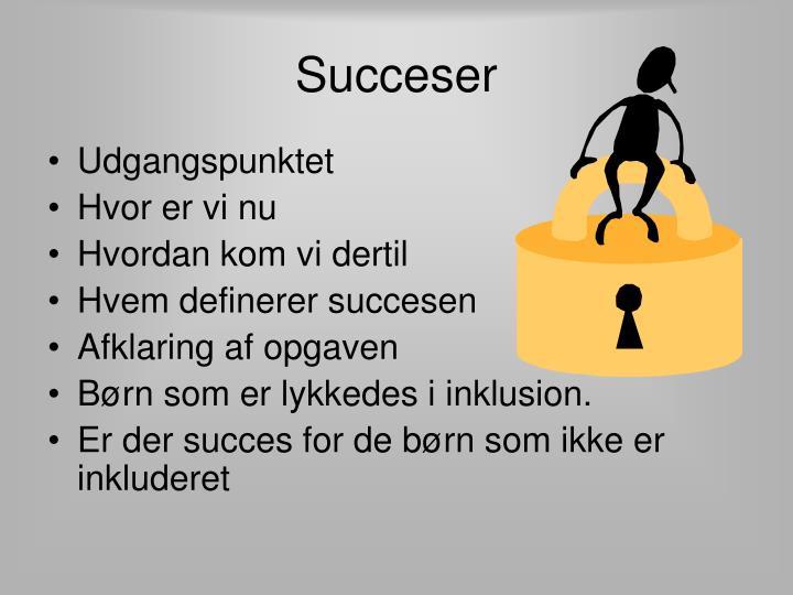 Succeser