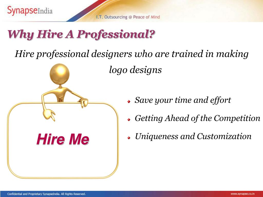 Why Hire A Professional?