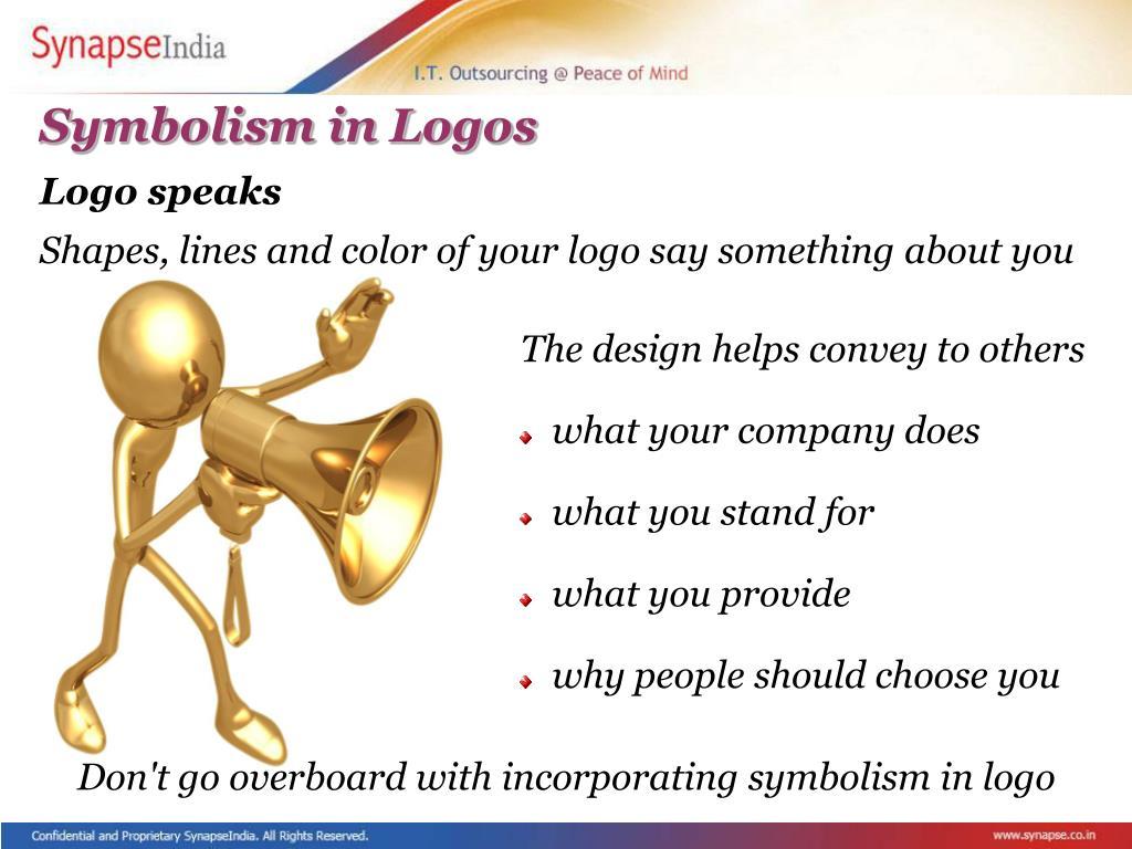 Symbolism in Logos