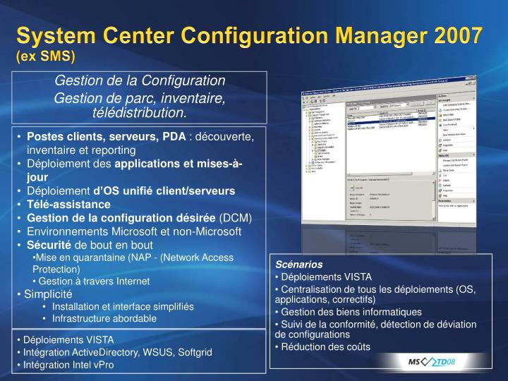 System Center Configuration