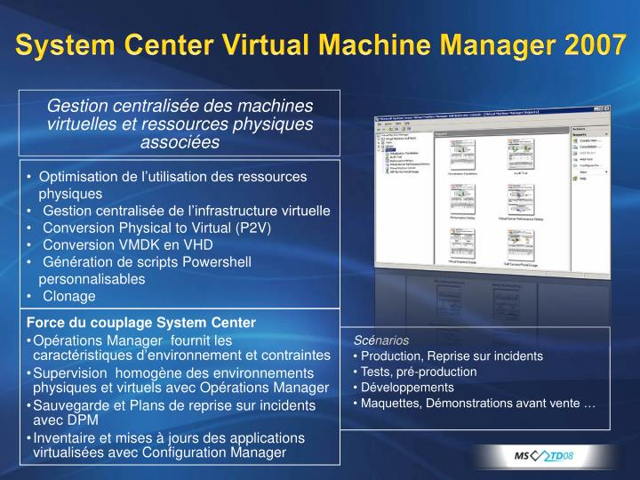 System Center Virtual