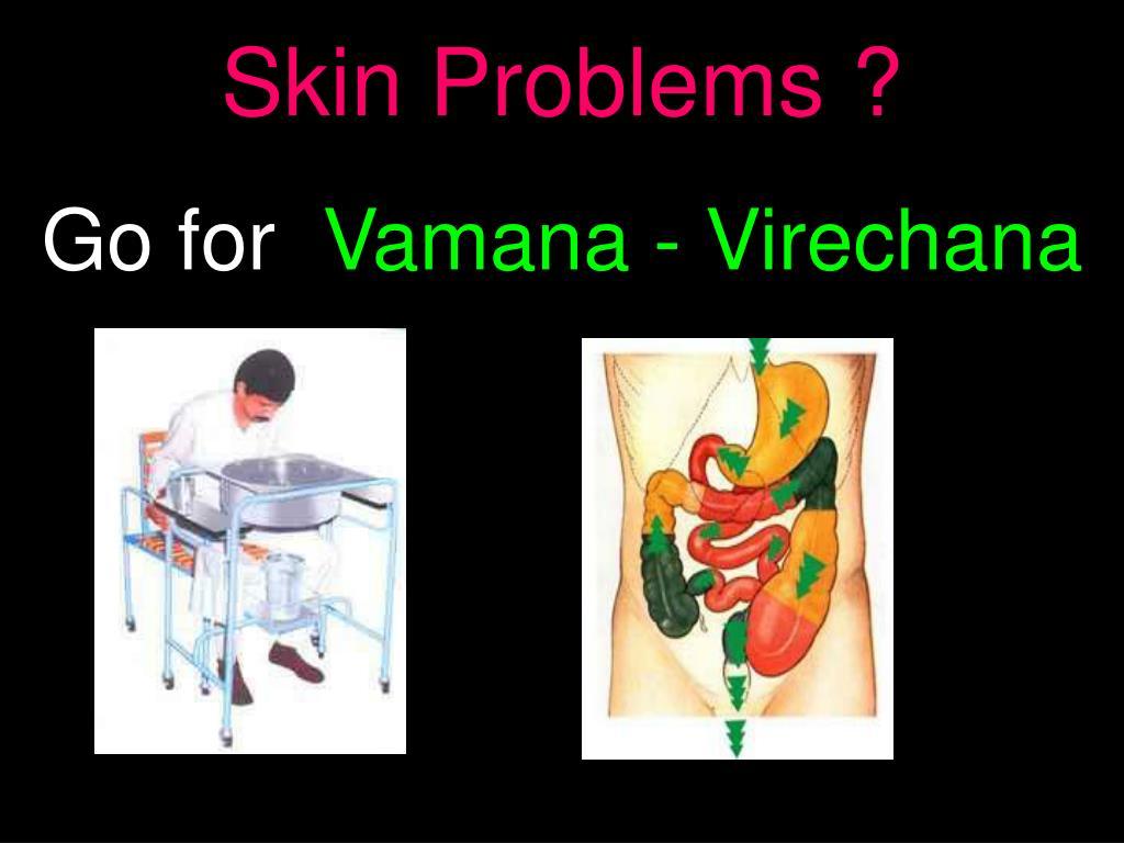 Skin Problems ?