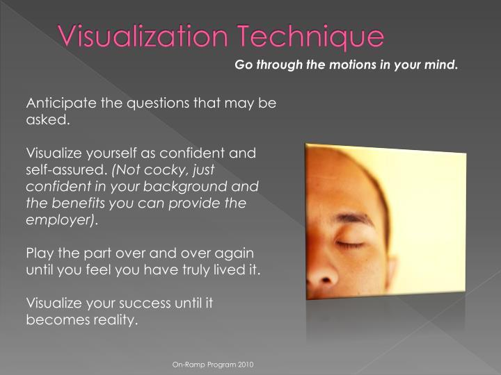Visualization Technique