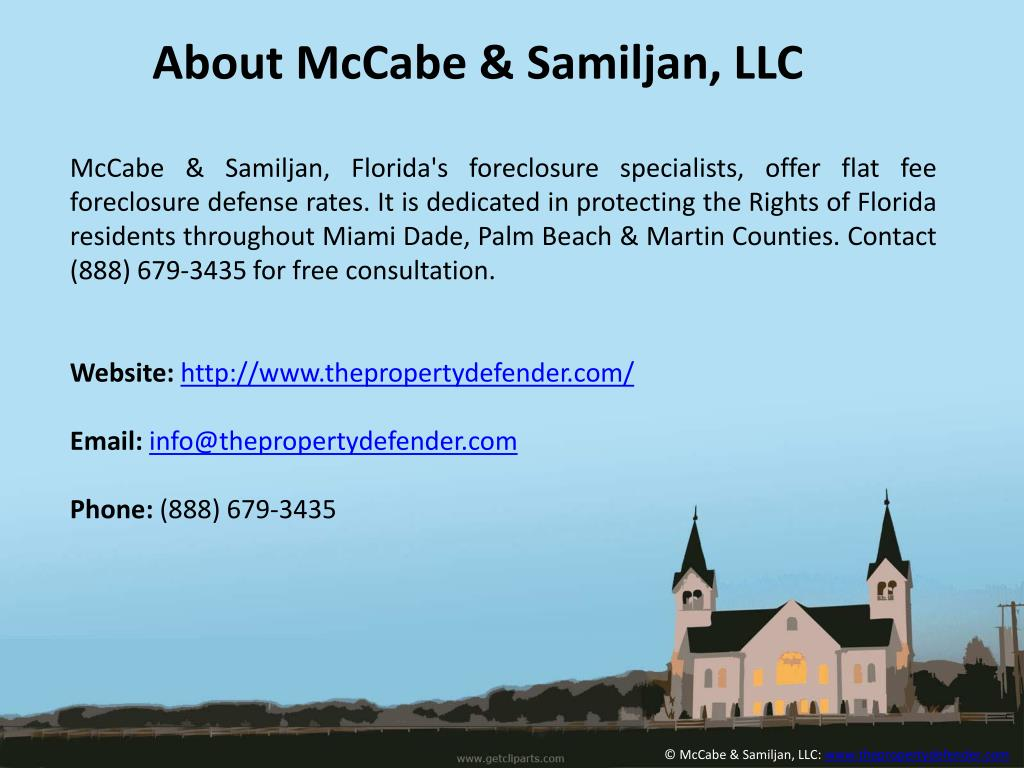 About McCabe &