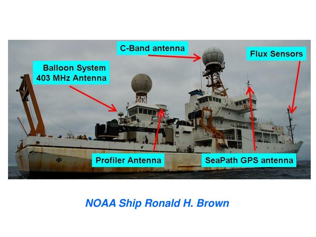 NOAA Ship Ronald H. Brown