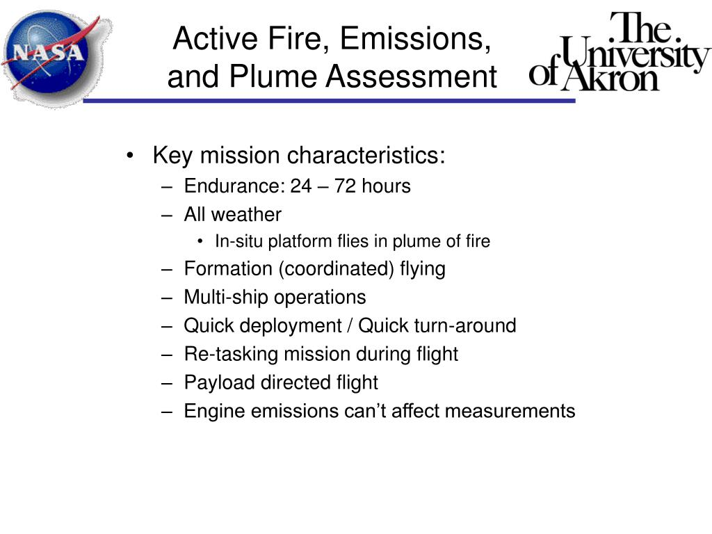 Active Fire, Emissions,