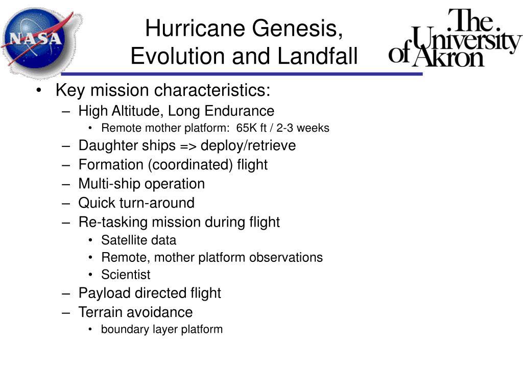 Hurricane Genesis,