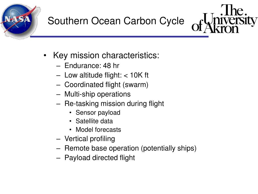 Southern Ocean Carbon Cycle