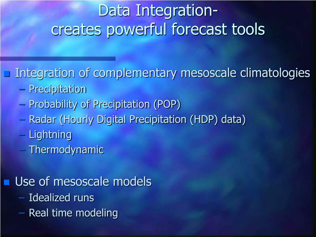 Data Integration-